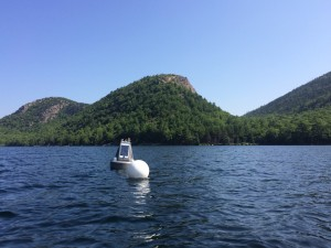 Monitoring buoy