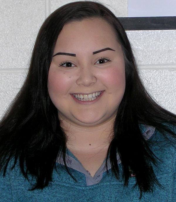 Portrait of Gina Vo